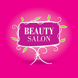 logo beauty salon