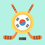 Hockey in South Korea