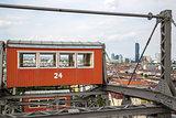 The oldest Ferris Wheel in Vienna
