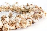 Wreath of garlic