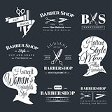 Barbershop signs