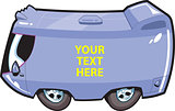 Van Your Bus With Your Text