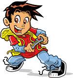 Videogame Boy