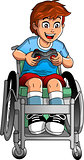 Wheelchair Gamer