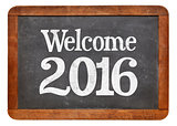 Welcome 2016 on blackboard