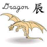Eastern Zodiac Sign Dragon