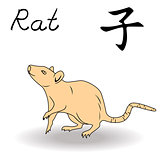 Eastern Zodiac Sign Rat