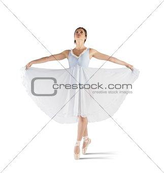 Classic graceful dancer