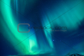 Beautiful Northern light
