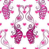 Repeating valentine pattern