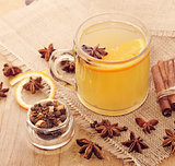 Hot Apple Cider Drink