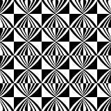 Seamless geometric checkered pattern.
