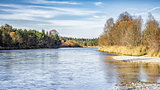 river isar autumn