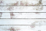 White wood dirty painted background