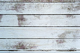 White wood planks, painted background