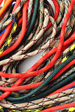 Colourful Para Cords