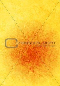 Abstract grunge yellow orange texture