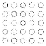 Circular designs borders