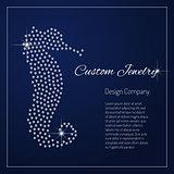 Diamond branding identity.