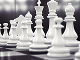 Chess as business game