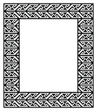 Celtic Key Pattern - frame, border