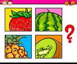 educational puzzle for preschoolers