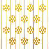merry christmas snowflake gold glitter background