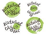 Natural and organic