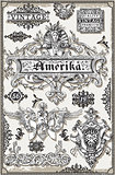 American Banners 01 Vintage 2D