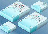 Arctic 02 Tiles Isometric