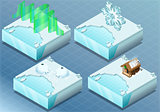 Arctic 03 Tiles Isometric