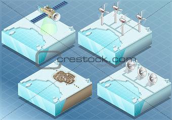 Arctic 04 Tiles Isometric