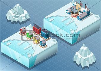 Arctic 05 Tiles Isometric