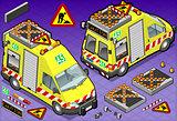 Assistance 01 Vehicle Isometric