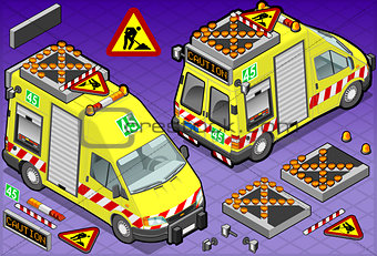 Assistance 01 Vehicle Isometric