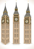Big Ben 02 Buildings Isometric