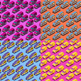 Cars Texture Isometric