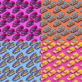Cars Texture Isometric