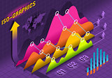 Elements 03 Infographic Isometric