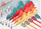 Elements 04 Infographic Isometric