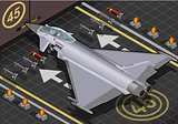 Eurofighter 02 Vehicle Isometric