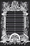 Menu 02 Vintage Blackboard 2D