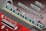 Metro 01 Vehicle Isometric