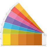 Pantone Palette 01 Object 2D