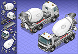 Truck 13 Vehicle Isometric