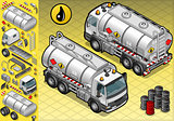 Truck 19 Vehicle Isometric
