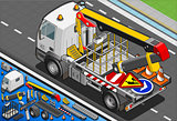 Truck 27 Vehicle Isometric