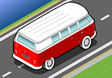 Van 02 Vehicle Isometric