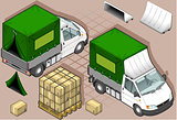Van 09 Vehicle Isometric
