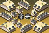 Roads 05 Tiles Isometric